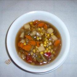 Potato Corn Chowder (Crock Pot) recipe