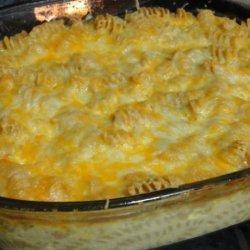 Baked Mac'n'Cheese recipe