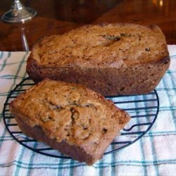 Zuke Pecan Bread recipe