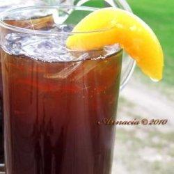 Amber's Down Home Peach Iced Tea recipe