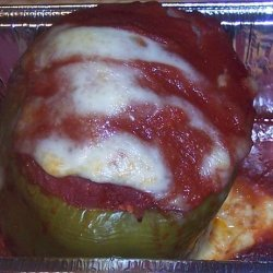 Tom's Stuffed Bell Peppers recipe