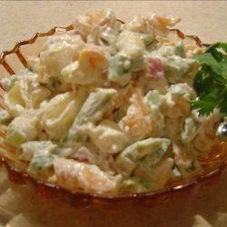 Macaroni Salad a La Lois recipe