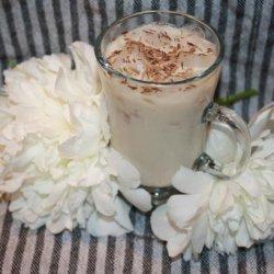 Iced Coffee Milo Frappe recipe