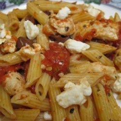 Chicken Mediterranean for Two recipe