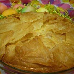 Easter Pie recipe
