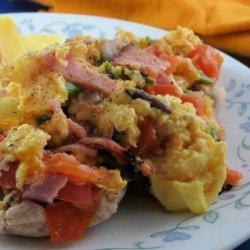 Weight Watchers 6 Pt. Scrambled Eggs recipe