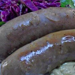 German Bratwurst recipe
