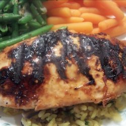 Spicy Glazed Chicken recipe