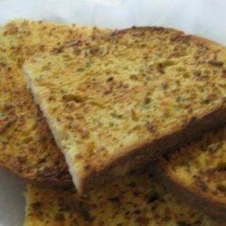 Jen's Mistake  - Aka Herbed Ginger & Garlic Bread recipe