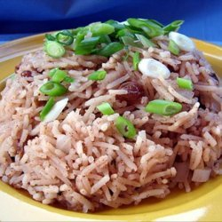 Cinnamon Basmati Rice With Raisins recipe