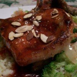 Easy Broccoli & Pork Chop Dinner recipe