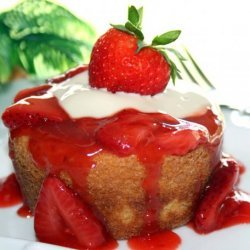 Red Ruby Strawberry Sauce recipe
