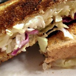 Veggie Grilled Cheese Sandwich recipe