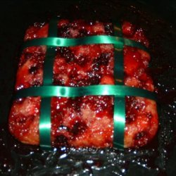 Pick Your Own Berry Upside Down Cake recipe
