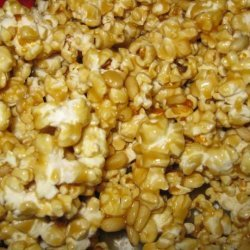 Almond Roca Gourmet Popcorn recipe