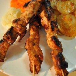 Yakitori Chicken (Skewers) recipe