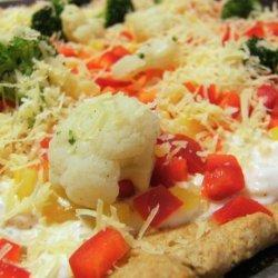 The Best Vegetarian Pizza recipe