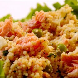 Salmon Couscous Salad recipe