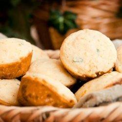 Hg's Cheesy-Good Cornbread Muffins - Ww Points = 2 recipe