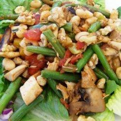 Warm Chicken and White Bean Salad (Diabetic) recipe