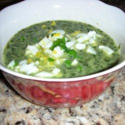 Green Kale Soup recipe