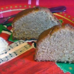 Brown Sugar Pound Cake -- 9x5x3-Inch Loaf Size recipe