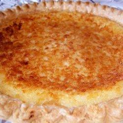 Shaw's Boardinghouse Coconut Pie recipe