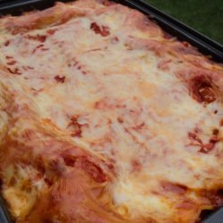 Lasagna (Ww) recipe