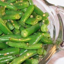 Green Beans and Garlic recipe