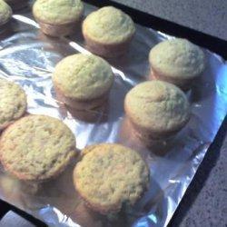Oatmeal Cornbread Muffins recipe