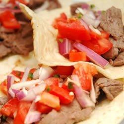 Oaxacan Tacos recipe