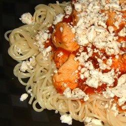 California Chicken Spaghetti recipe