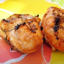 Indian Tandoori Chicken recipe