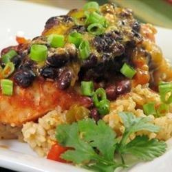 Mexican Chicken I recipe