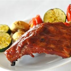 Spoiled Baby Back Ribs recipe