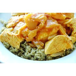 Chicken Curry I recipe
