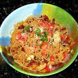 Carrie's Artichoke and Sun-Dried Tomato Pasta recipe
