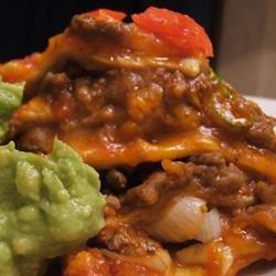 Mexican Lasagna II recipe