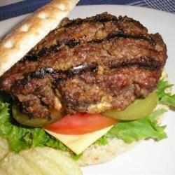 Sour Cream Burgers recipe