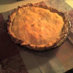Turkey Pot Pie II recipe