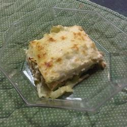 Cajun Chicken Lasagna recipe
