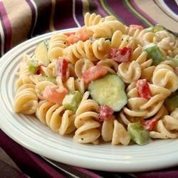 Italian Pasta Salad I recipe