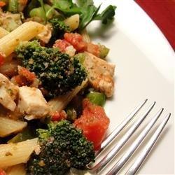 Pasta, Broccoli and Chicken recipe
