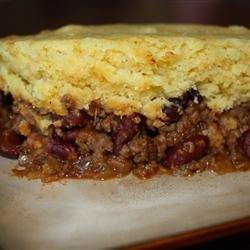 Slow Cooker Tamale Pie recipe