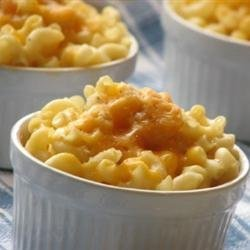 Baked Mac and Cheese for One recipe