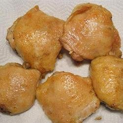 Honey Baked Chicken I recipe