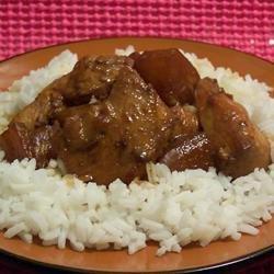 Hawaiian Chicken I recipe