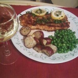 Chicken Piccata I recipe