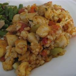 Chicken Jambalaya I recipe