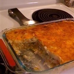 Laurie's Shepherd's Pie recipe
